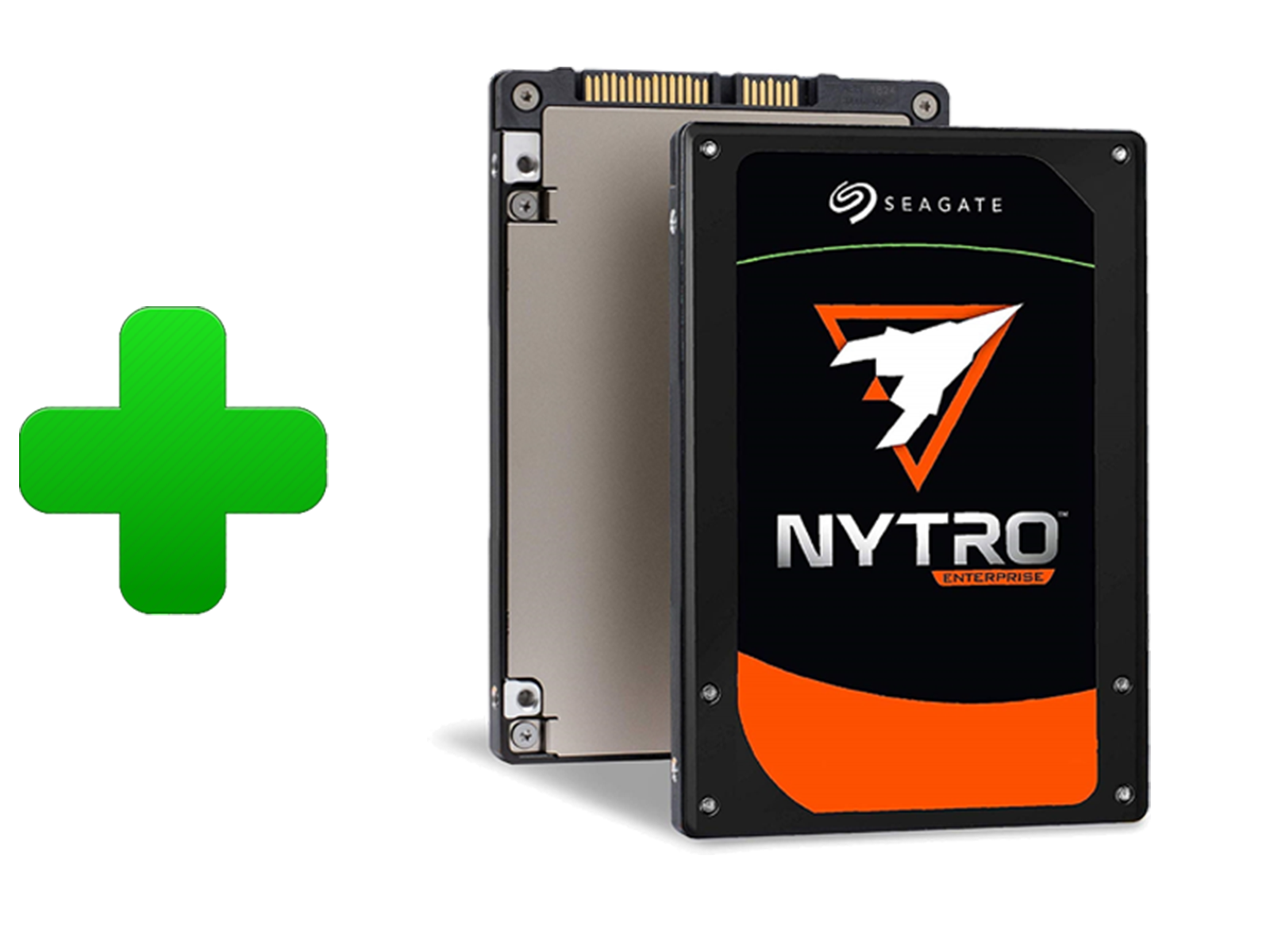 QNAP with Seagate Nytro Hard Drives